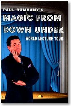 Magic From Down Under - World Lecture Tour - magic