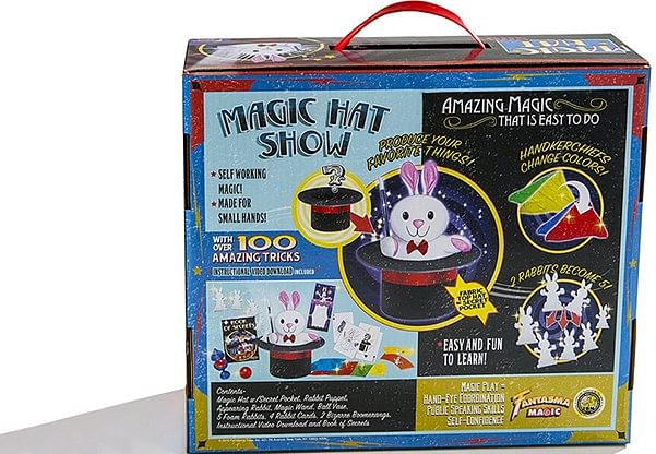 Magic Hat Show