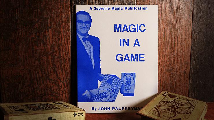 Magic in a Game - magic