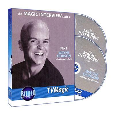 Magic Interview Series No.1: Wayne Dobson talks to Jay Fortune - magic