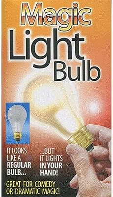 Magic Light Bulb - magic