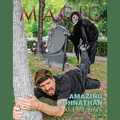 Magic Magazine - April 2015  - magic