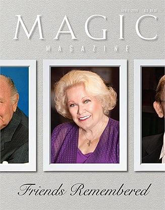 Magic Magazine - April 2016 - magic