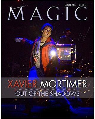 Magic Magazine - August 2014  - magic