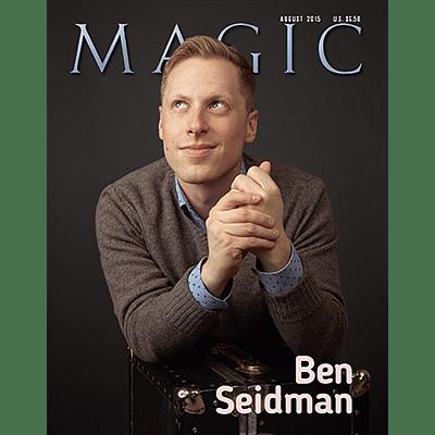 Magic Magazine - August 2015 - magic