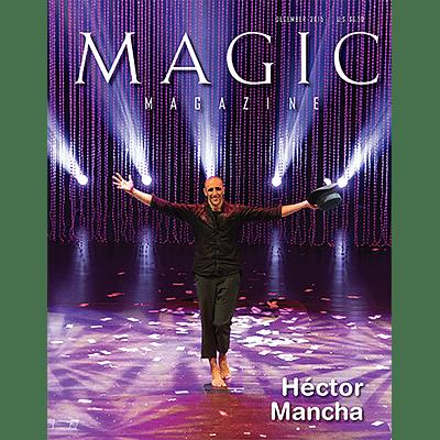 Magic Magazine - December 2015 - magic