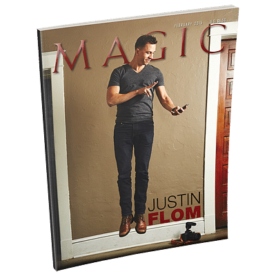 Magic Magazine - February 2015  - magic