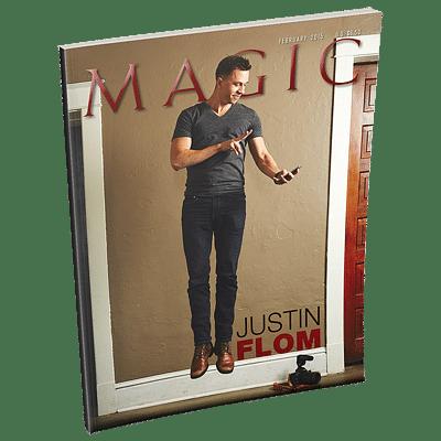Magic Magazine - February 2015  - magic