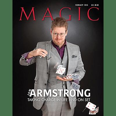 Magic Magazine - February 2016  - magic