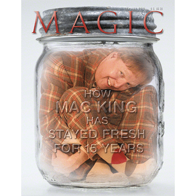 Magic Magazine - January 2015  - magic