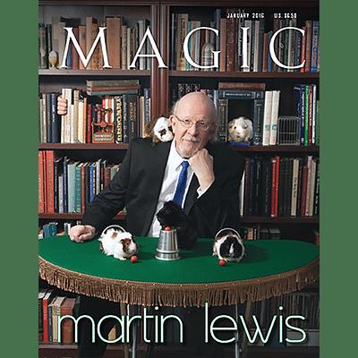Magic Magazine - January 2016  - magic