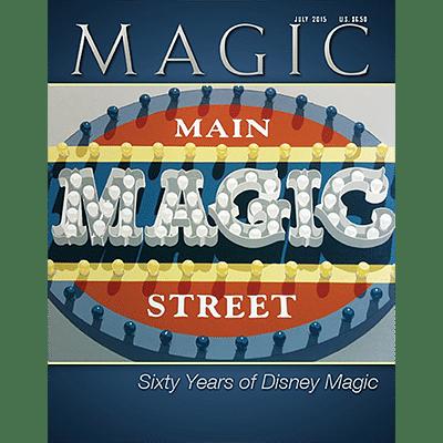 Magic Magazine - July 2015  - magic