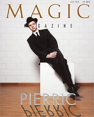 Magic Magazine - July 2016  - magic