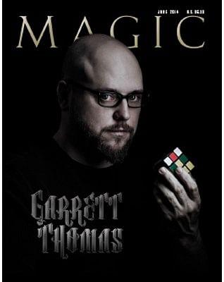 Magic Magazine - June 2014  - magic