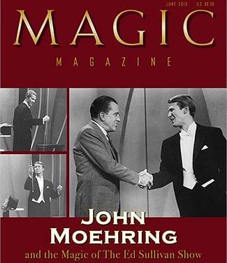 Magic Magazine - June 2016  - magic