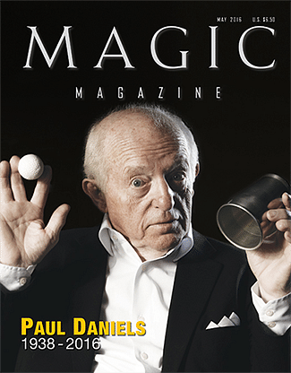 Magic Magazine - May 2016 - magic