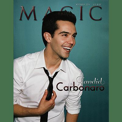 Magic Magazine - November 2014  - magic
