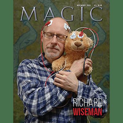 Magic Magazine - November 2015  - magic