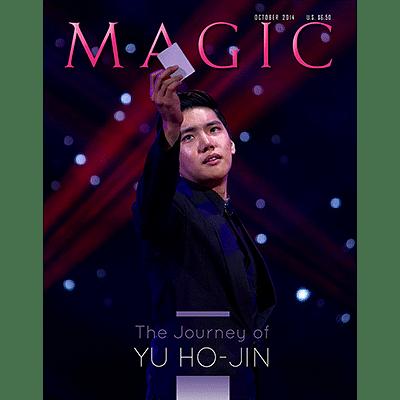 Magic Magazine October 2014 - magic