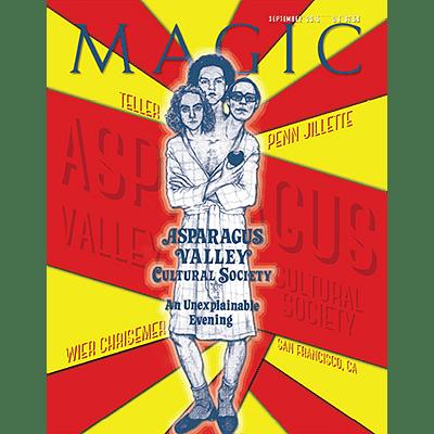 Magic Magazine - September 2015  - magic