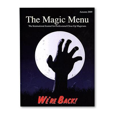 Magic Menu (Fall 2009) - magic