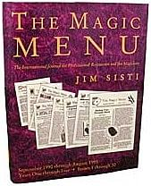 Magic Menu: Years 1 through 5 - magic