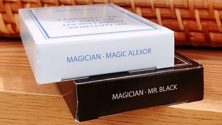 Dai Vernon's Magic Notebook Playing Cards