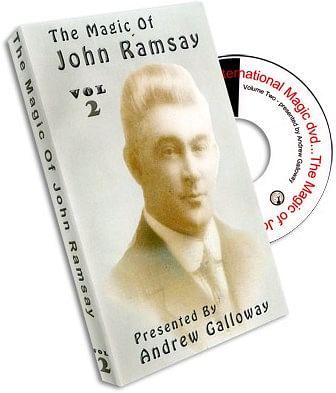 Magic of John Ramsay DVD #2 - magic