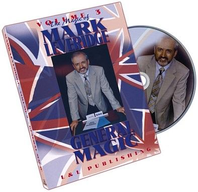Magic Of Mark Leveridge Volume3 General Magic - magic