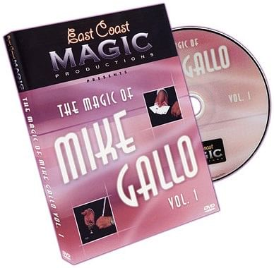 Magic Of Mike Gallo - Volume 1 - magic