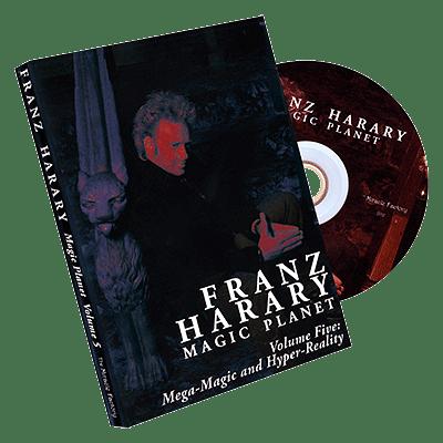 Magic Planet vol. 5: Mega-Magic and HyperReality - magic