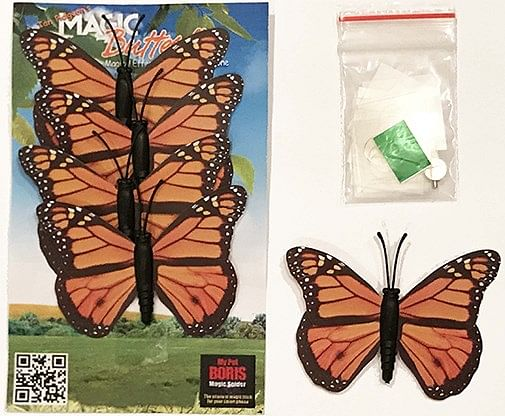 Magic Spider Butterfly Pack - magic