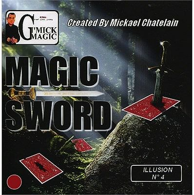 Magic Sword Card - magic