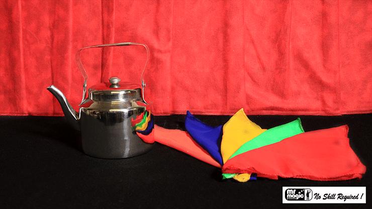 Magic Tea Pot - magic