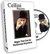 Magic That Can Be Performed Anywhere - magic