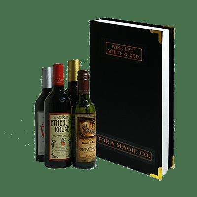 Magic Wine List - magic