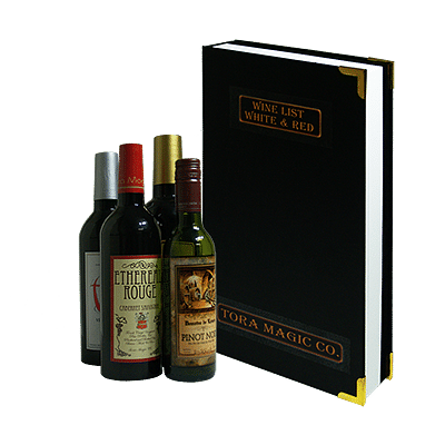 Magic Wine List - magic