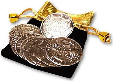 Magic Wishing Coins - magic