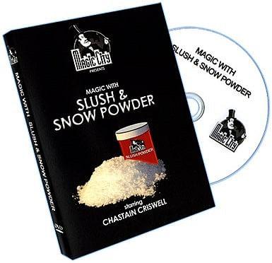 Magic With Slush and Snow Powder - magic