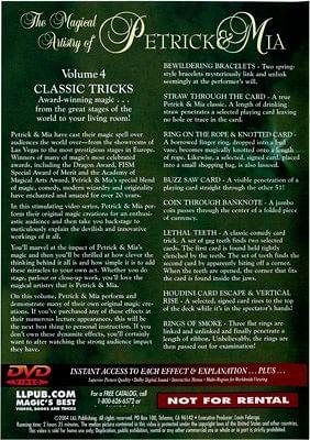 Magical Artistry of Petrick Volume4