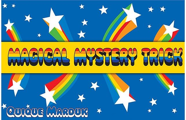 Magical Mystery Trick - magic