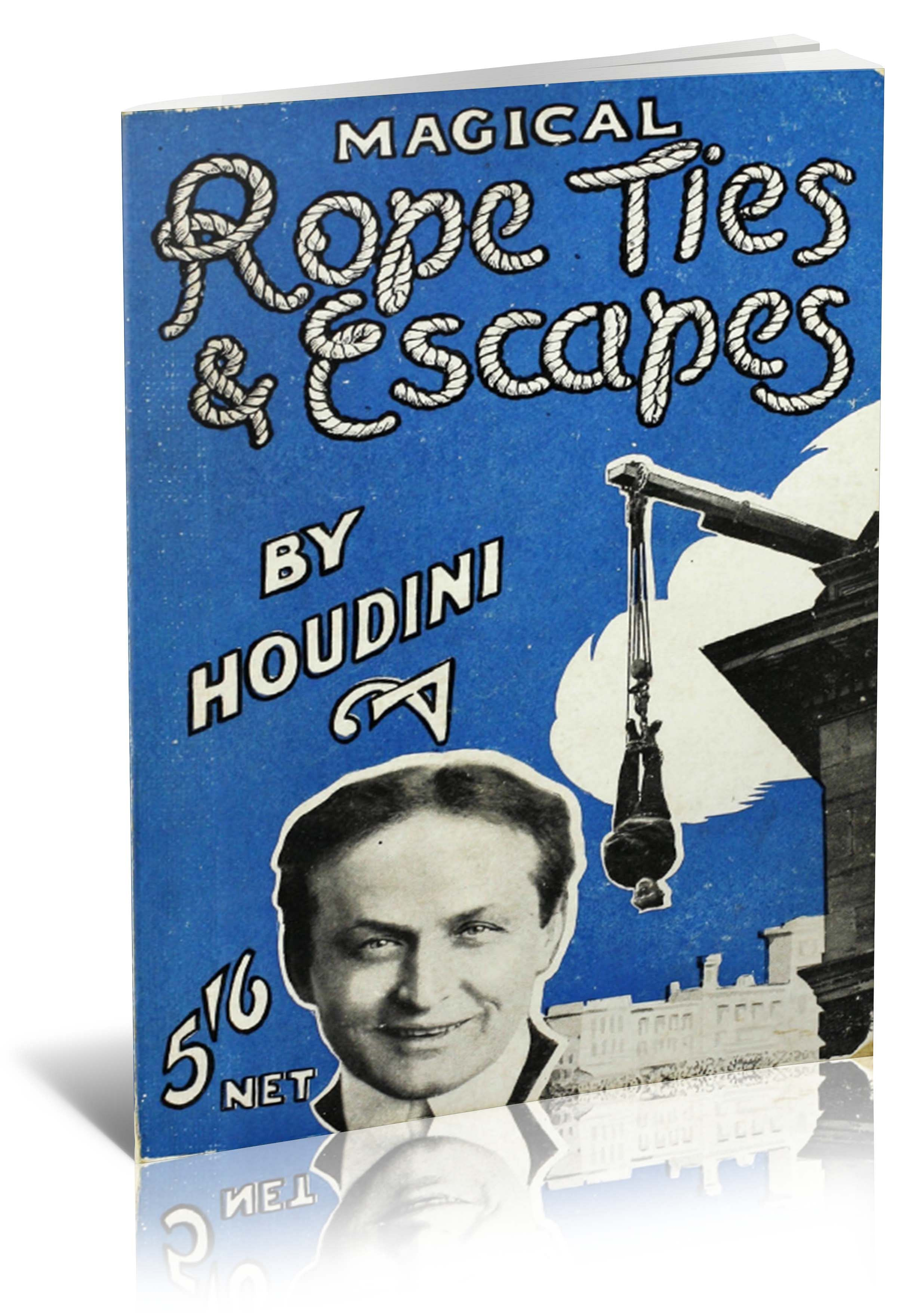 Magical Rope Ties and Escapes  - magic