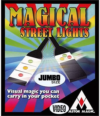 Magical Streetlight - magic