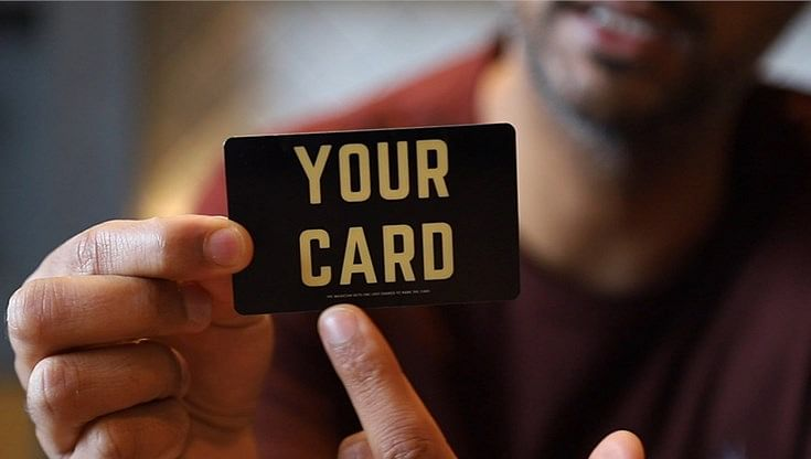 Magicians Insurance Card