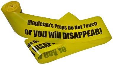 Magicians Tape - magic