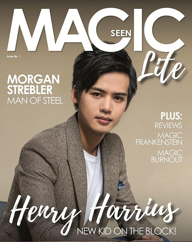 Magicseen Magazine - May 2019 - magic