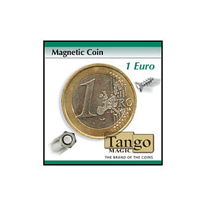 Magnetic Coin - 1 Euro - magic