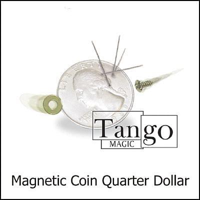 Magnetic Coin - Quarter Dollar - magic