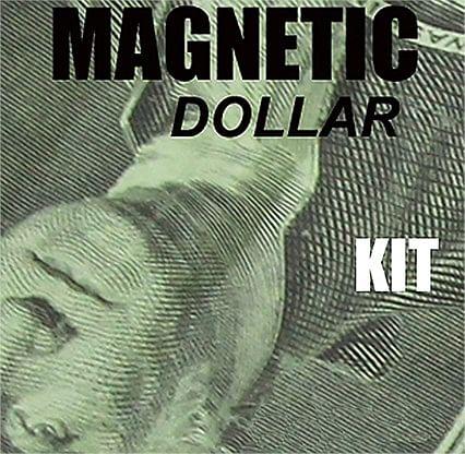 Magnetic Dollar Kit - magic
