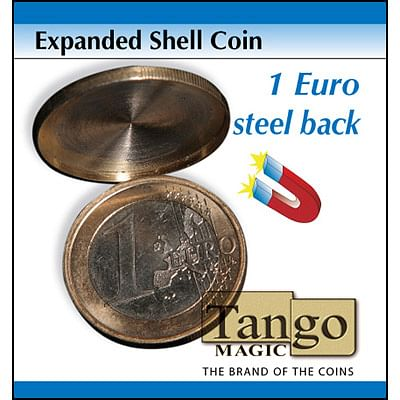 Expanded Shell - 1 Euro (magnetic) - magic